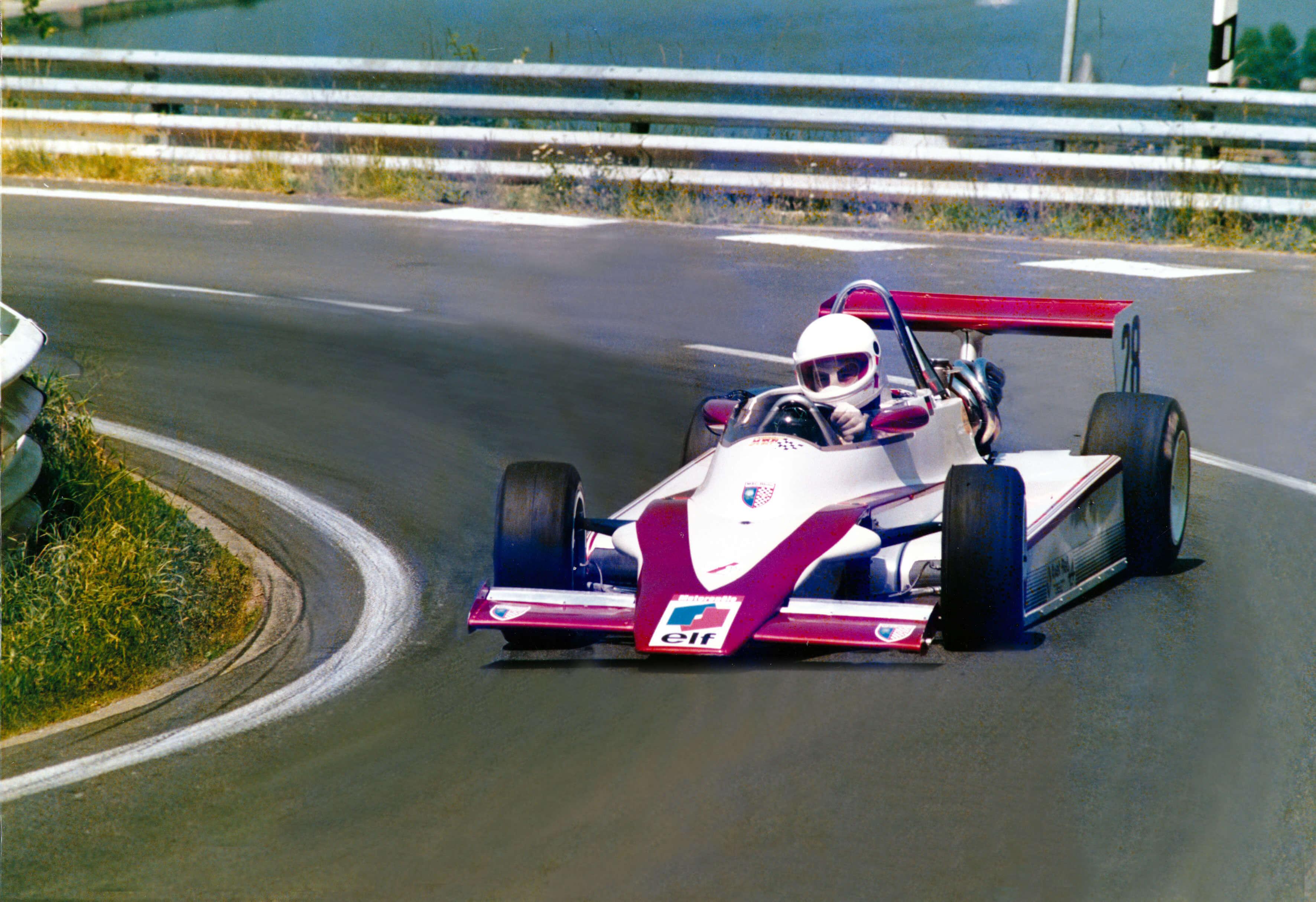 Formel 3 March Axel Reß