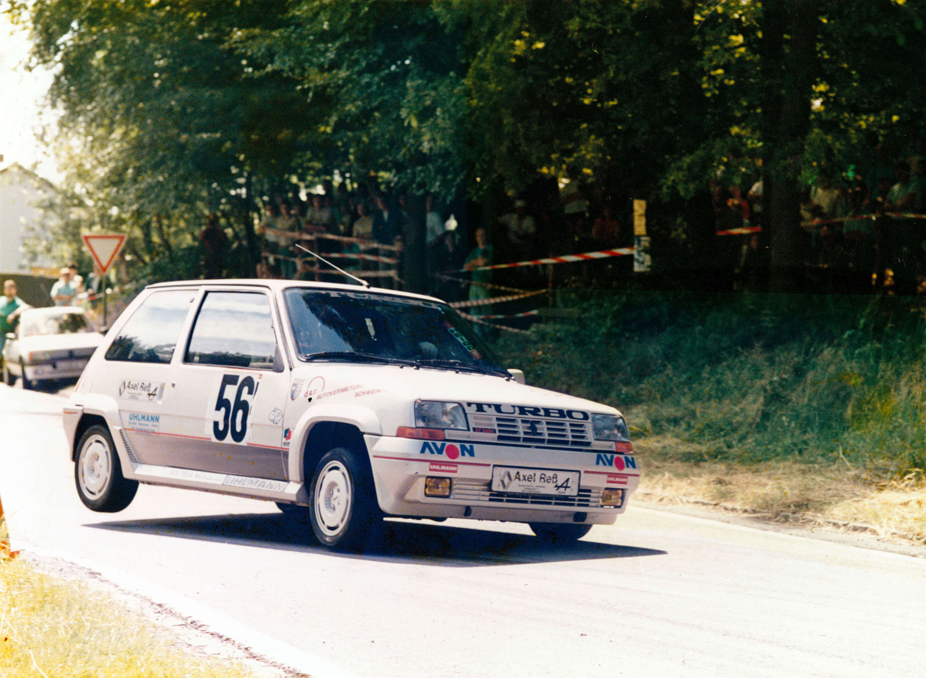 Renault R5 GT Turbo Axel Reß